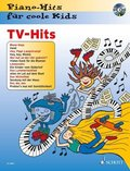 TV-Hits, Klavier, m. Audio-CD