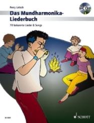 Das Mundharmonika-Liederbuch, m. Audio-CD