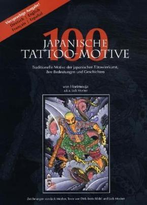 100 japanische Tattoo-Motive