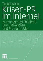 Krisen-PR im Internet
