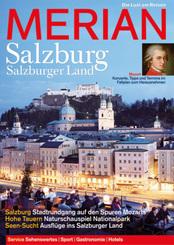 MERIAN Salzburg und Salzburger Land