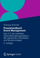 Praxishandbuch Event Management