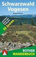 Rother Wanderbuch Schwarzwald - Vogesen