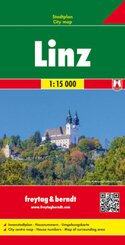 Freytag & Berndt Stadtplan Linz