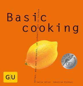 Basic cooking - Bd.1