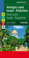 Freytag & Berndt Autokarte Heiliges Land - Israel - Palästina, Top 10 Tips, Autokarte 1:150.0000