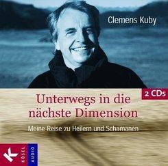 Unterwegs in die nächste Dimension, 2 Audio-CDs