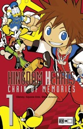 Kingdom Hearts - Chain of Memories - Bd.1