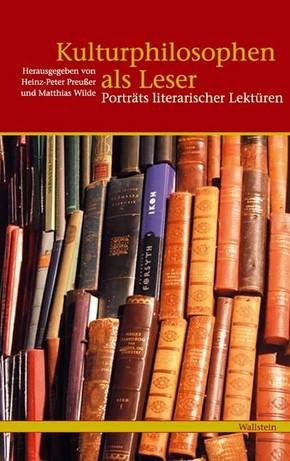 Kulturphilosophen als Leser