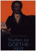 Studien zur Goethezeit
