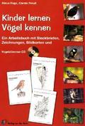 Kinder lernen Vögel kennen, m. Vogelstimmen-Audio-CD