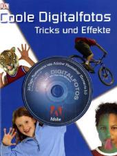 Coole Digitalfotos, m. CD-ROM