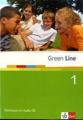 Green Line, Neue Ausgabe für Gymnasien: Green Line 1