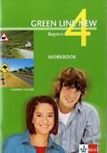 Green Line New, Ausgabe für Bayern: Workbook, 8. Schuljahr; Bd.4
