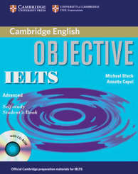 Objective IELTS Advanced: Self-study Student's Book with answers, w. CD-ROM