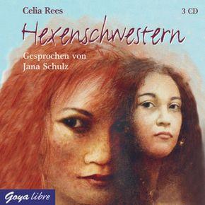 Hexenschwestern, 3 Audio-CDs