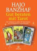 Gut beraten mit Tarot, m. 78 Rider/Waite-Tarotkarten