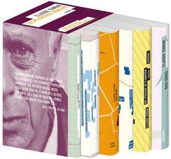 Claude Simon - Sechs grosse Romane (6 Bücher)
