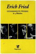 Gesammelte Werke, 4 Bde.