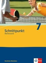 Schnittpunkt Mathematik, Ausgabe Nordrhein-Westfalen, Neubearbeitung: Schnittpunkt Mathematik 7. Ausgabe Nordrhein-Westfalen