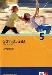 Schnittpunkt Mathematik, Ausgabe Nordrhein-Westfalen, Neubearbeitung: Schnittpunkt Mathematik 5. Ausgabe Nordrhein-Westfalen