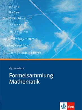 Formelsammlung Mathematik, Ausgabe A Gymnasium
