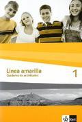 Línea amarilla: Cuaderno de actividades; Bd.1