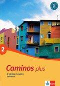 Caminos plus: Lehrbuch; Tl.2