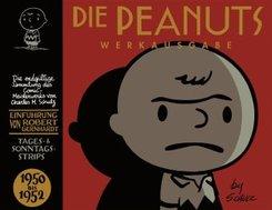 Die Peanuts Werkausgabe - 1950 bis 1952