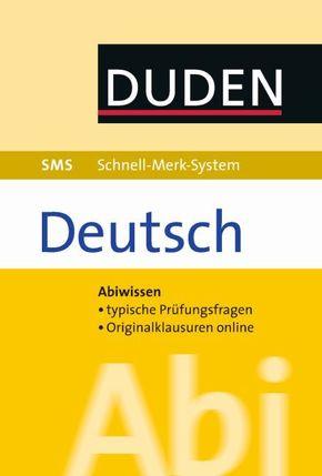 SMS Abi Deutsch