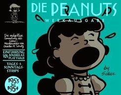 Die Peanuts Werkausgabe - 1953 bis 1954