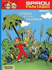 Spirou und Fantasio - Spirou bei den Pygmäen