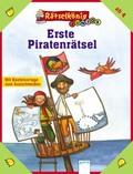 Erste Piratenrätsel.  zahlr. farb. Ill.
