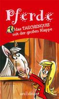 Pferde   ; Taschenquiz mit der grossen Klappe; Ill. v. Vogt, Rolf; Deutsch; , mit Magnetklappe -