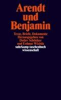 Arendt und Benjamin
