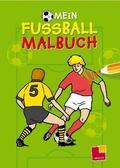 Mein Fußball-Malbuch. Ab 5 Jahren