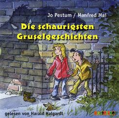 Die schaurigsten Gruselgeschichten, 1 Audio-CD