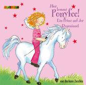 Hier kommt Ponyfee! - Ein Prinz auf der Roseninsel, 1 Audio-CD
