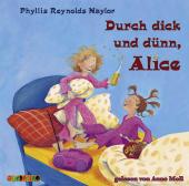 Durch dick und dünn, Alice, 3 Audio-CDs