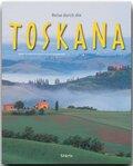 Reise durch die Toskana