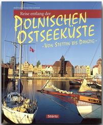 Reise entlang der polnischen Ostseeküste