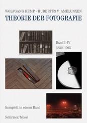 Theorie der Fotografie I-IV