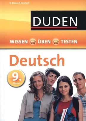 Einfach klasse in Deutsch 9. Klasse