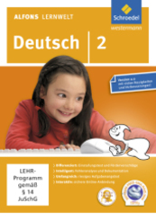 Alfons Lernwelt, Deutsch: 2. Schuljahr, 1 CD-ROM
