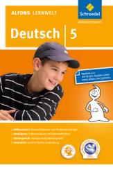 Alfons Lernwelt, Deutsch: 5. Schuljahr
