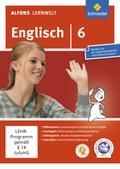Alfons Lernwelt, Englisch: 6. Schuljahr, 1 CD-ROM