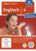 Alfons Lernwelt, Englisch: 4. Schuljahr, 1 CD-ROM