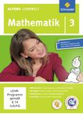 Alfons Lernwelt, Mathematik: 3. Schuljahr, 1 DVD