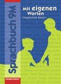Mit eigenen Worten, Hauptschule Bayern, Neubearbeitung: 9. Schuljahr, Schülerband M