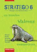 Stratego - Übungen zum Rechtschreiben, Ausgabe 2006: 6. Schuljahr, Arbeitsheft